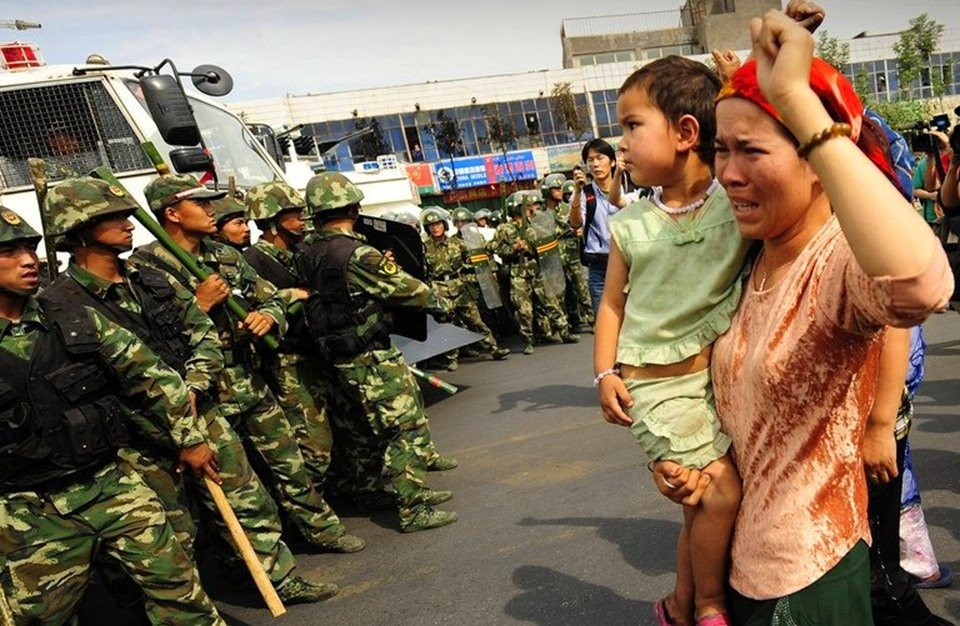Some analysts also believe that China's abuse of Uyghur Muslims in the Xinjiang region