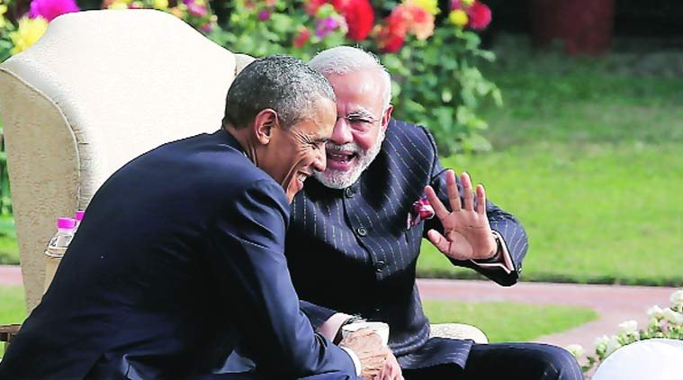 India's growing proximity to the US