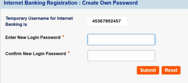 how to activate net banking in sbi